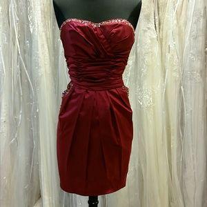 Dresses & Skirts - NWT Raspberry Pocket Dress